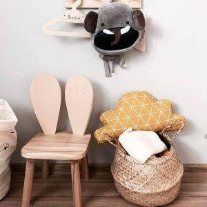 Chaise Oreilles de Lapin