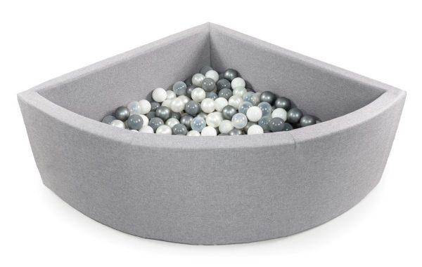 Piscine sèche - Quart Cercle