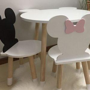 bois table pour enfant